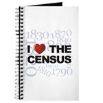 I Love The Census Journal