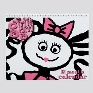 "Sam Maxwell's ""Go Girlie Girl"" Wall Calendar!"