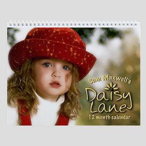 "Sam Maxwell's ""Daisy Lane"" Wall Calendar!"