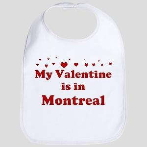 Valentine in Montreal Bib