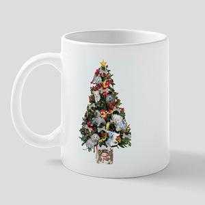 Merry Maltese Christmas Shop Mug
