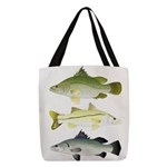 Three Snooks Polyester Tote Bag