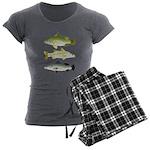 Three Snooks Women's Charcoal Pajamas