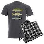 Three Snooks Men's Charcoal Pajamas