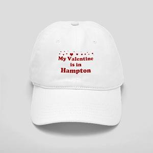 Valentine in Hampton Cap