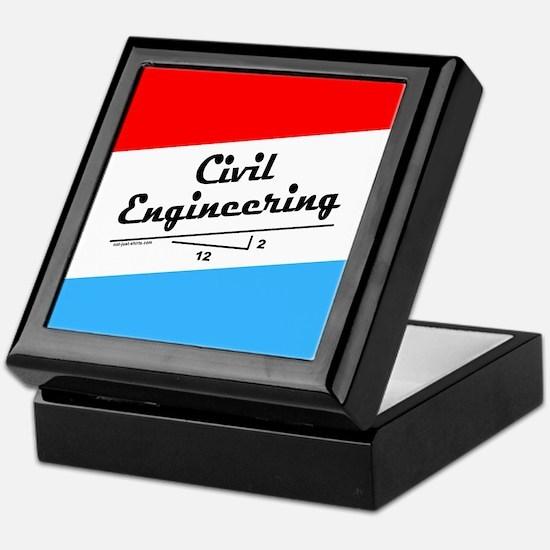 Civil Slope Keepsake Box