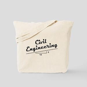 Civil Slope Tote Bag