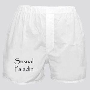 Sexual Paladin Boxer Shorts