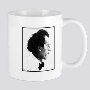 "Faces ""Mahler"" Mug"