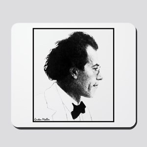 "Faces ""Mahler"" Mousepad"