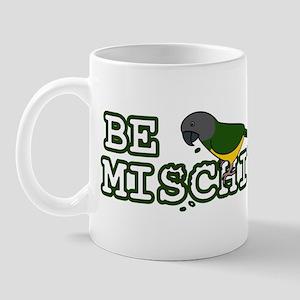 Be Mischievous - Senegal Mug