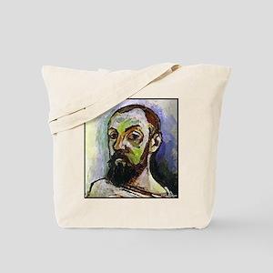 """Faces """"Matisse"""" Tote Bag"""