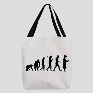 Graduation Polyester Tote Bag