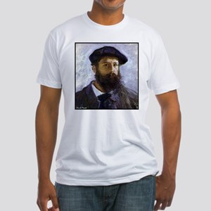 """Faces """"Monet"""" Fitted T-Shirt"""
