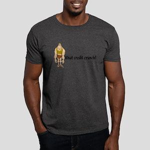 Credit Crunch. Dark T-Shirt
