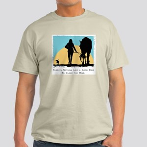 Good Ride Equestrian Light T-Shirt