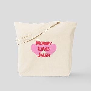 Mommy Loves Jalen Tote Bag