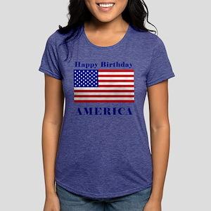 Happy Birthday America T Shirt