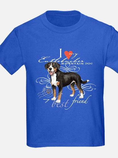 Entlebucher Mountain Dog T