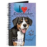 Entelbucher mountain dog Journals & Spiral Notebooks