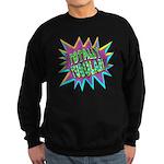 Totally Tubular! Sweatshirt (dark)