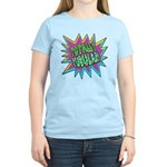 Totally Tubular! Women's Light T-Shirt