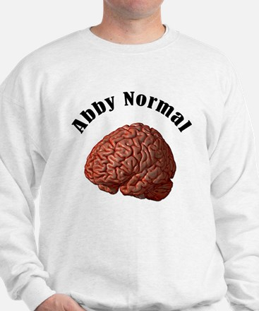 Abby Normal Sweatshirt
