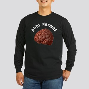 Abby Normal Long Sleeve Dark T-Shirt