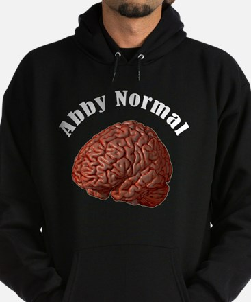 Abby Normal Hoodie (dark)