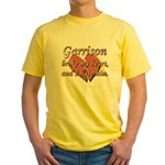 Garrison broke my heart and I hate him Yellow T-Sh