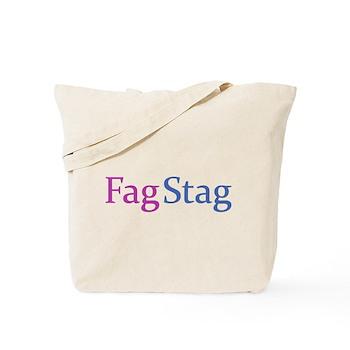Fag Stag Tote Bag