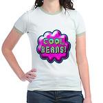 Cool Beans! Jr. Ringer T-Shirt