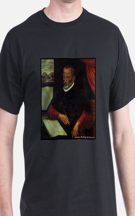 """Faces """"Palestrina"""" T-Shirt"""