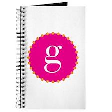 g~pink Journal