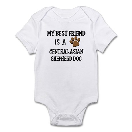 My best friend is a CENTRAL ASIAN SHEPHERD DOG Inf