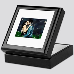 Never Leave Keepsake Box