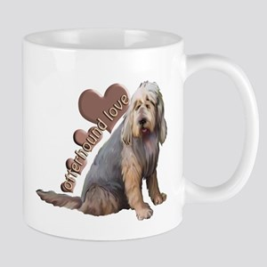 otterhound love Mug