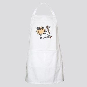 Male Doctor BBQ Apron