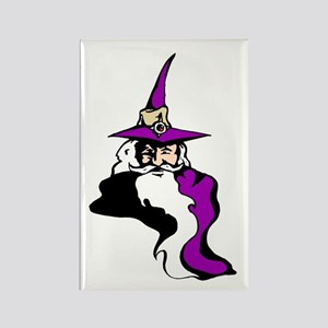 Purple Wizard Magnets