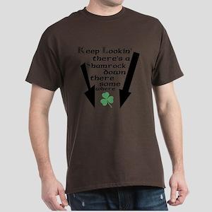 Dirty Irish Joke Dark T-Shirt