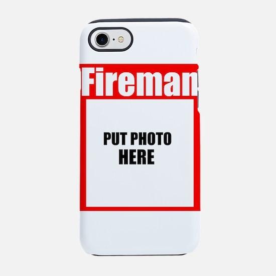 Fireman iPhone 7 Tough Case