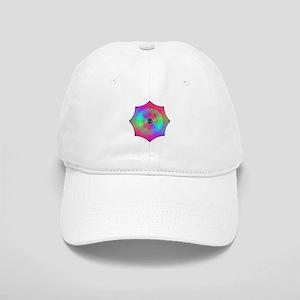 Rainbow Mandala Cap