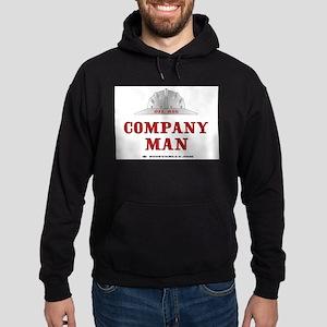 Company Man Hoodie (dark) Oil Rig Gift