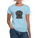 Fun Black Lab Dog Women's Light T-Shirt