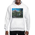 Adult Hooded Sweatshirt - Children in nature