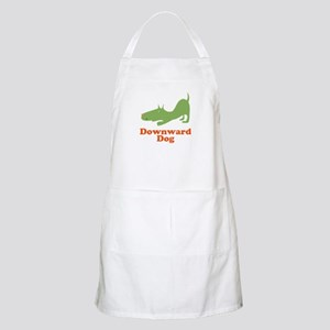 Downward Dog BBQ Apron