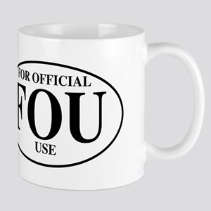 For Official Use Mug
