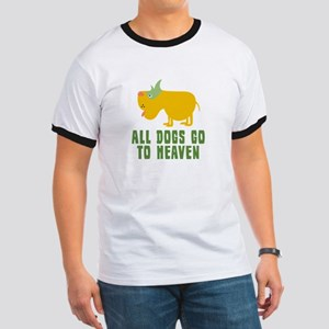 All Dogs Go To Heaven Ringer T