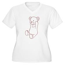 Exorcist Women's Plus Size V-Neck T-Shirt