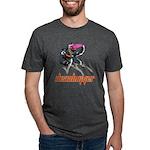 Discdogger Mens Tri-blend T-Shirt